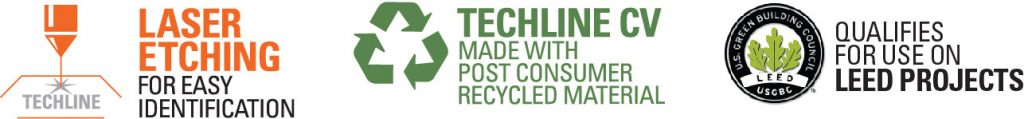techline-cv-laser-recycle-leed